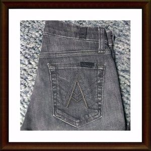 7 For All Mankind Flared A Pocket Size 23
